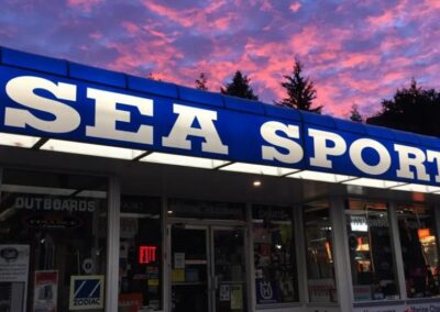 SeaSport Outboard Marine and Clothing