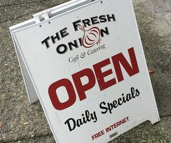The Fresh Onion Cafe & Catering