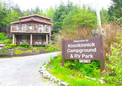 Kinnikinnick Campground & RV Park
